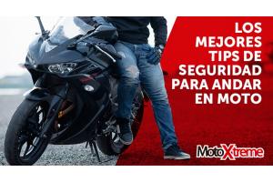 Tips de Seguridad para Andar en Moto