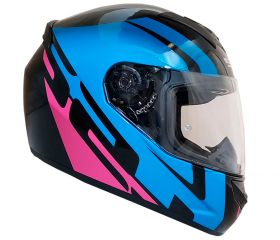 FF352 ROOKIE TOURING NEGRO AZUL ROSA