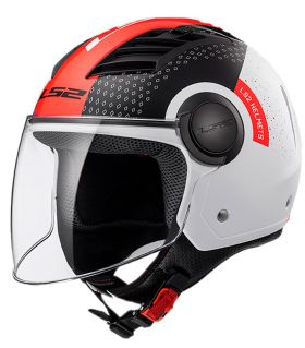 OF562 AIRFLOW CONDOR BLANCO NEGRO ROJO