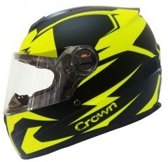 M-61 CROWN NEGRO AMARILLO MATTE
