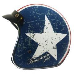 181 AMERICAN STAR AZUL ROJO BLANCO MATTE