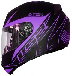 FF352 ROOKIE LIGHTER NEGRO MORADO MATTE