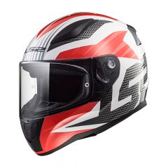 FF353 RAPID GRID BLANCO ROJO