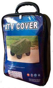 COBERTOR ATV VERDE TALLA XL